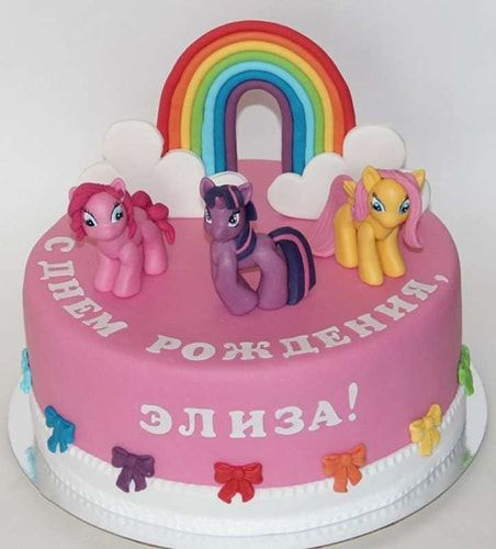 Торт My Little Pony - a94