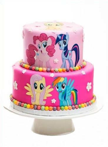Торт My Little Pony - a95