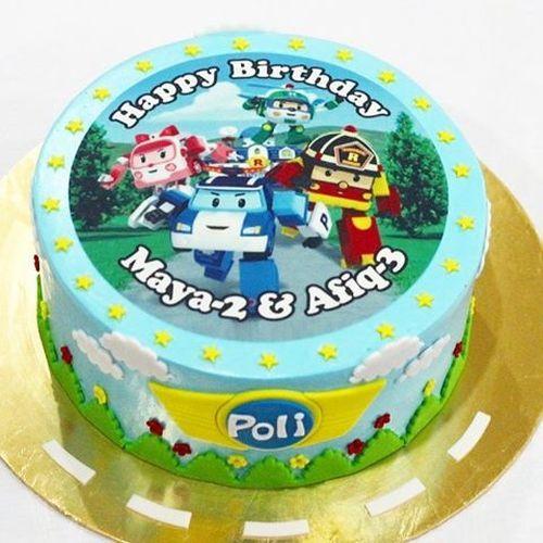 том, торт полли робокар картинки общем, говорят