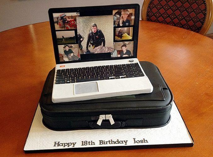 торт для программиста фото из мастики крайней