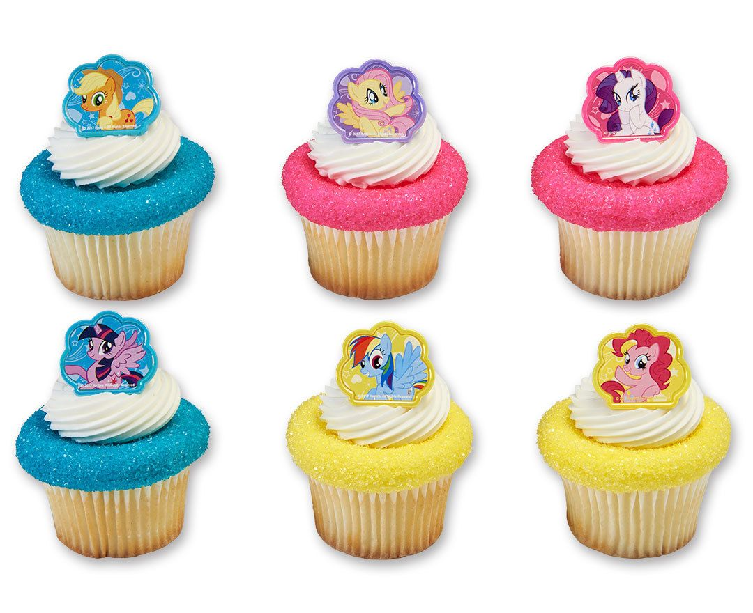 Капкейки My Little Pony - a1429